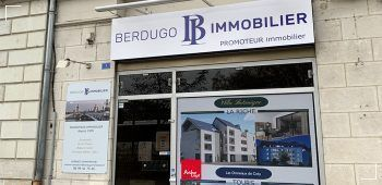 Berdugo immobilier ouverture Tours